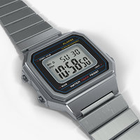 classic electronic watch 3D model
