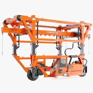 3D combi-sc range straddle carrier