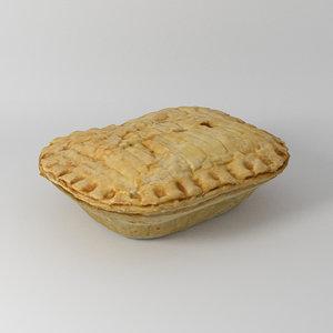 3D pie