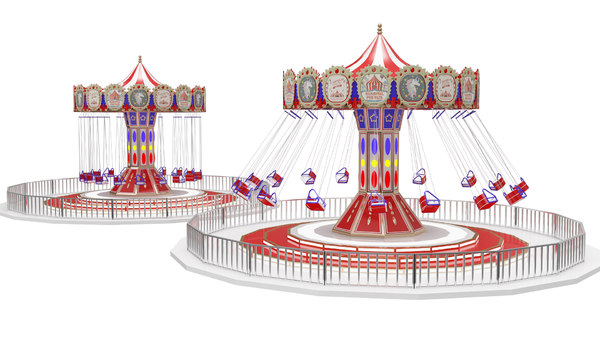 funfair swing model