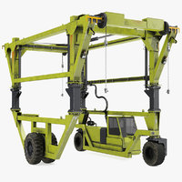 3D straddle carrier generic
