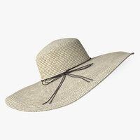 Journey Straw Hat