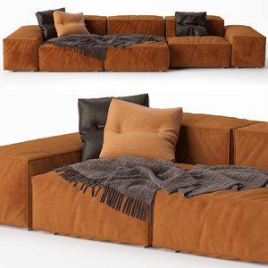 3D living divani extrasoft -