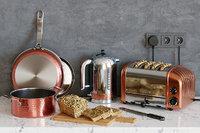 3D dualit toaster kettle set model