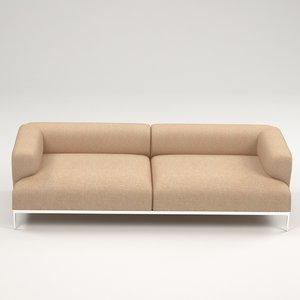 bens sofa design 3D