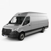 Mercedes-Benz Sprinter Panel Van L4H2 2019