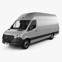 mercedes-benz sprinter panel model