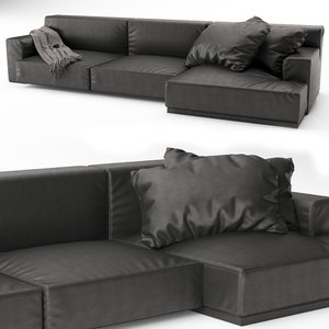 sofa poliform homme ps007 model