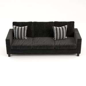 3D model georgia sofa design