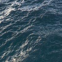 Ocean High Poly 8