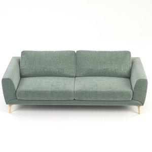 luxe sofa design 3D