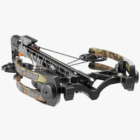 camouflage crossbow mission sub-1 model