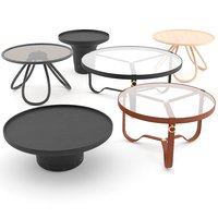3D poller coffee table
