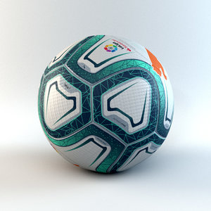 ball soccer puma 3D model