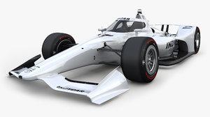 indycar super oval speedway model