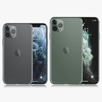 Apple iPhone 11 Pro and 11 Pro MAX 2019