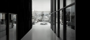 3D offices interior design