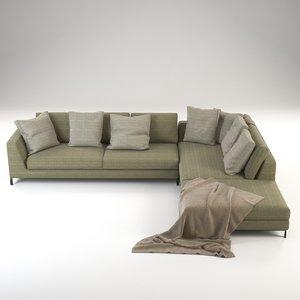 bed design 3D
