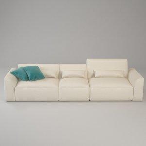 anda sofa 3D