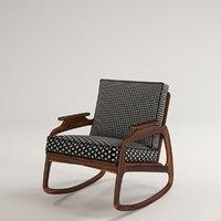3D ingrid chair design