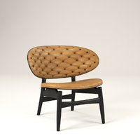 adalama chair design 3D