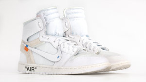 3D jordan 1 retro off-white model