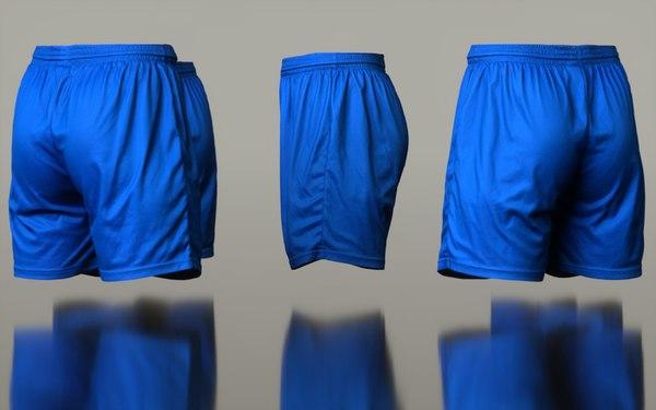 3D model men outfit