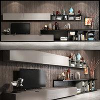 Alf TV Wall set 1
