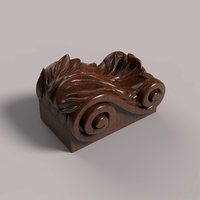 Carved decor KR.018