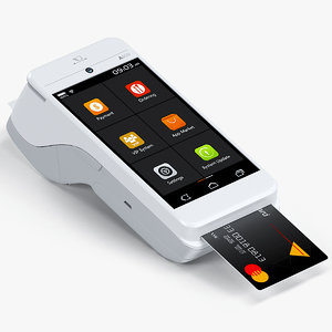 payment tablet terminal a920 model