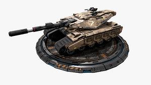 3D vehicle -