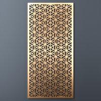 decorative panel 3D