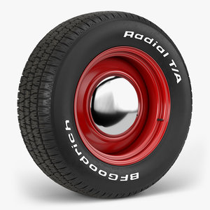 bfgoodrich smoothie 3D model