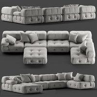 Loftdesigne Sofa 1868 Grey