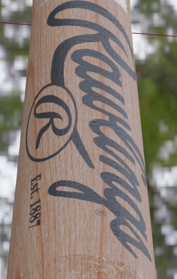bates madera bats model