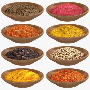 spice bowl model
