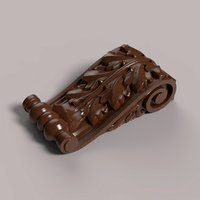 Carved decor KR.027