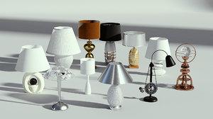 3D renderers model