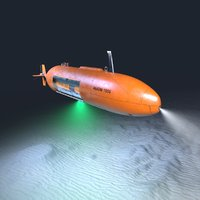autonomous vehicle auv hugin model