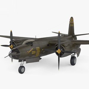 martin b-26 b model
