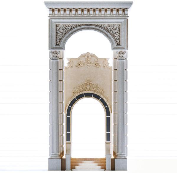 arab arch model