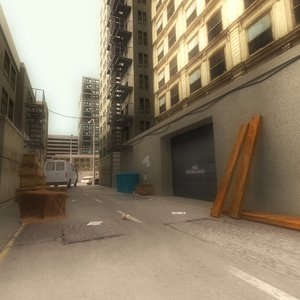 max scene environment city