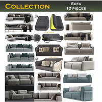 Sofa 10 pieces