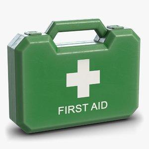 aid kit green 4 model