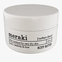 realistic meraki body batter model