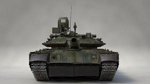 main battle tank t-80 model