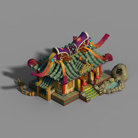gang building - intermediate model