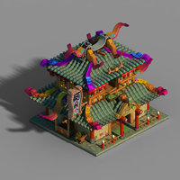 gang building - superior 3D