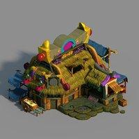 3D gang building - intermediate