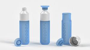 3D dopper reusable bottles
